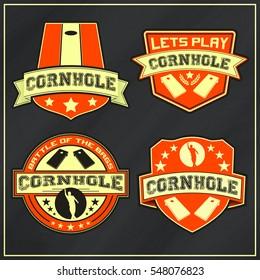 Cornhole Logos