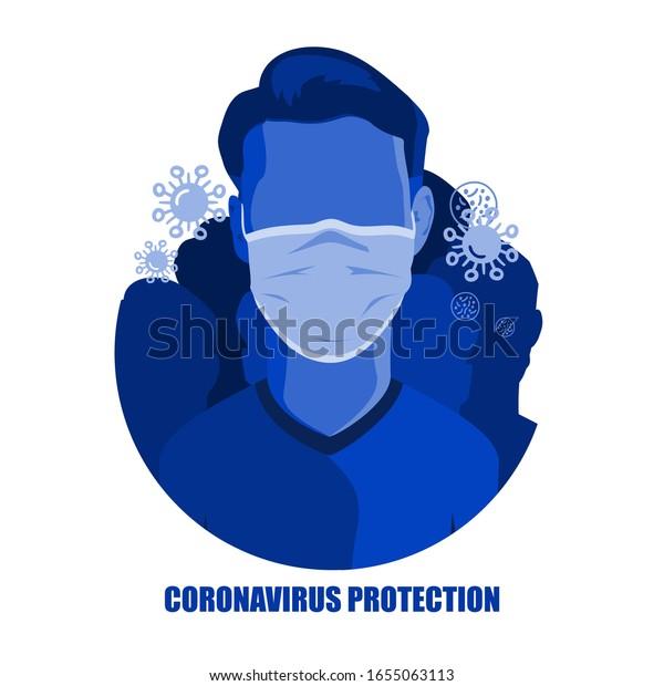ncov virus mask
