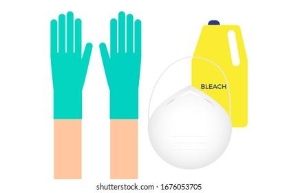Výsledok vyhľadávania obrázkov pre dopyt coronavirus mask and gloves