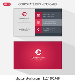 Visiting card design images stock photos vectors shutterstock reheart Gallery