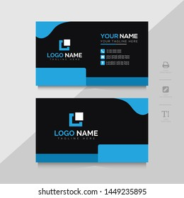 Corporate Business card Template For your Company