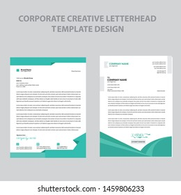Free Letterhead Template Download from image.shutterstock.com