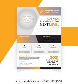 Corporate Flyer Template | Bill Corporate Design eps
