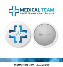 corporate identity sheet medicine