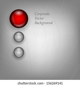 corporate vector background with abstract texture. Eps10