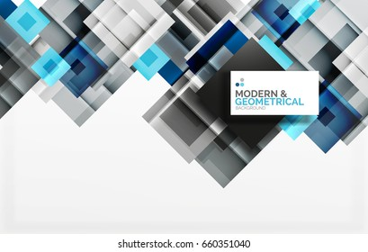 Corporate vector business abstract background template