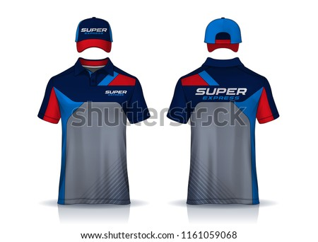 f01dcec2b Corporate Work Shirts,t-shirt polo and cap templates design. uniform for  company