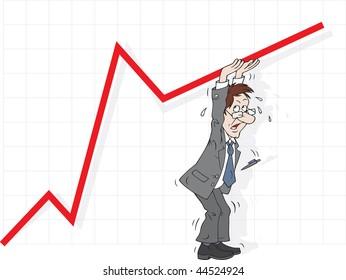 Correction of statistics