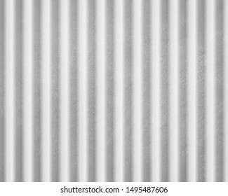 Corrugated metal texture background. Vertical lines. Waves surface.