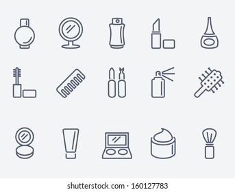 cosmetic icons
