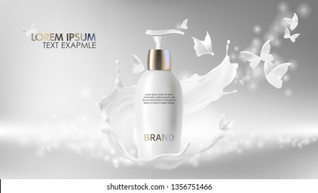 Skin Care Banner Images Stock Photos Vectors Shutterstock