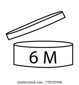 Cosmetics symbol vector