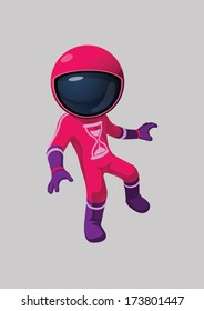 cosmonaut, astronaut, spaceman