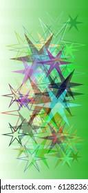 cosmos elements background