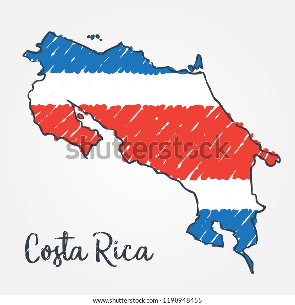 Costa Rica Map Hand Drawn Sketch Stock Vector (Royalty Free ... on drawing of india map, drawing of americas map, drawing of ireland map, drawing of england map, drawing of spain map, drawing of brazil map, drawing of trinidad map, drawing of united states map, drawing of nigeria map, drawing of japan map, drawing of indonesia map, drawing of malaysia map, drawing of norway map, drawing of sudan map, drawing of morocco map, drawing of usa map, drawing of jamaica map, drawing of middle east map, drawing of mexico map, drawing of china map,