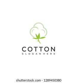 cotton logo design