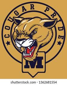 Cougar pride starts inside