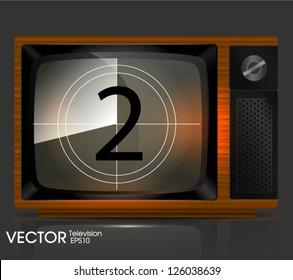 Countdown 2 on the Retro TV