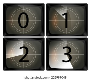 Countdown on TV