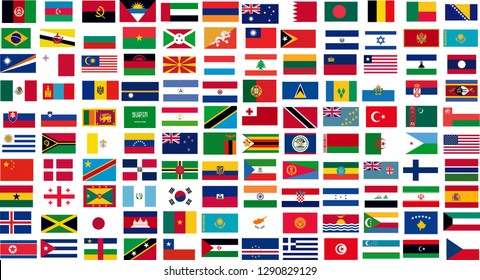 country flags drawing, country flags vector,all country flags, flags,vector flags set