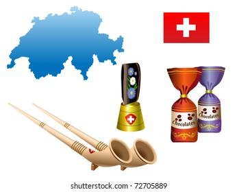 Country Series 4 - Switzerland