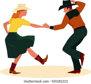 Country Western Dancing Stock Images, Royalty-Free Images & Vectors ...