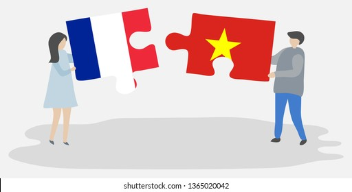 French Vietnam Stock Vectors, Images & Vector Art | Shutterstock