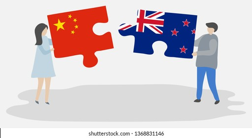 Nz Flag Images, Stock Photos & Vectors | Shutterstock