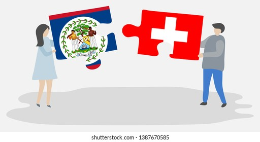 Holding Swiss Flag Images, Stock Photos & Vectors | Shutterstock