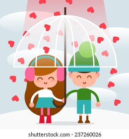 Love Rain Images Stock Photos Vectors Shutterstock