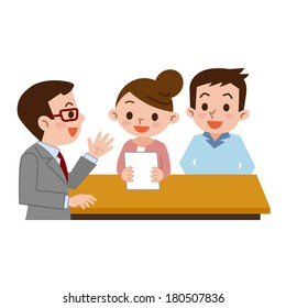 Couple submit documents