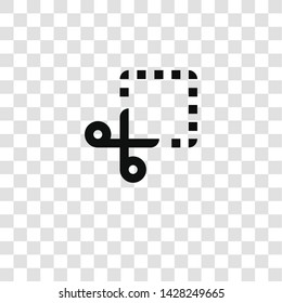 coupon icon from miscellaneous collection for mobile concept and web apps icon. Transparent outline, thin line coupon icon for website design and mobile, app development