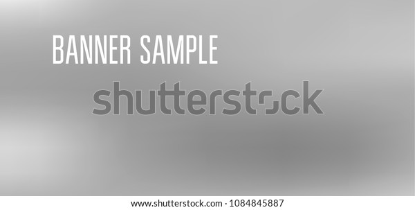 Cover banner gradient background with text. Minimalist graphic design layout template for advertising, creative and business concept. Abstract sale poster vector. Banner design.