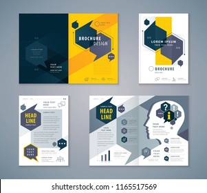 Cover Book Design Set, Speech Bubbles Background vector Template Brochures, flyer, presentations, leaflet, magazine, messages, annual report, Questions and Answers, social networks, talk bubble
