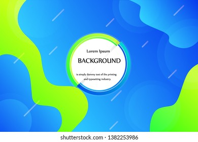 Cover Colorful Abstrack Background For Your Design