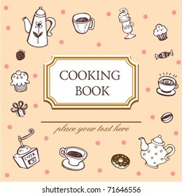 Cover of cooking book