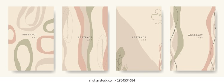 cover design elements set with copy space for text.Abstract vintage background.or Ideal for postcards,poster, business card,flyer, brochure,magazine,social media and other.illustration vector eps 10