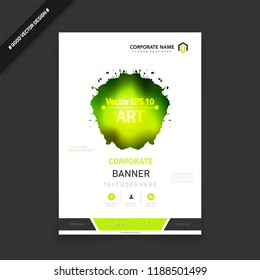 Book cover template images stock photos vectors shutterstock cover design template for annual report abstract modern vector illustration cover presentation on a4 maxwellsz