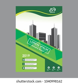 cover, layout, brochure, flyer design for annual report