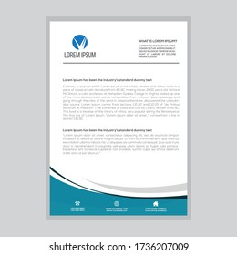 Cover Letter and Letter Head