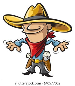 Dessin Cowboy Images Stock Photos Vectors Shutterstock