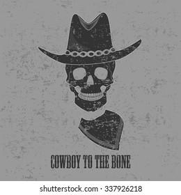 Cowboy to the bone