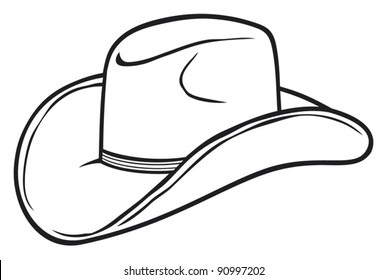 ba2fc020369 Cowboy Black And White Drawing Images