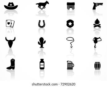 Cowboys icons