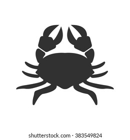 Crab icon.