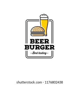 Beer Burger Vector Images Stock Photos Vectors Shutterstock