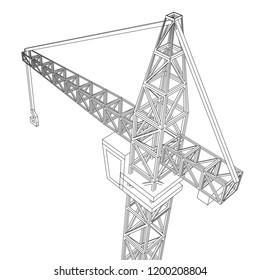 Crane construction equipment industry