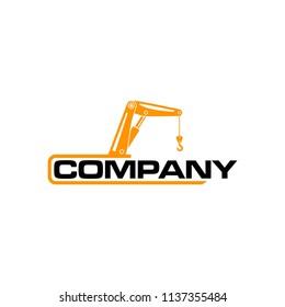crane logo design inspiration
