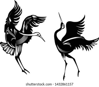 Dancing Birds Images, Stock Photos & Vectors | Shutterstock
