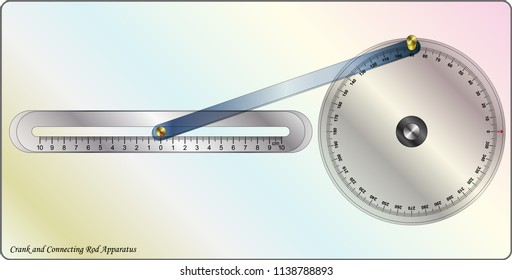 Slider-crank Images, Stock Photos & Vectors | Shutterstock